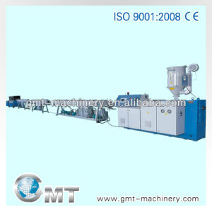 High Speed PPR Pert Pipe Plastic Machinery Line Extruder pictures & photos