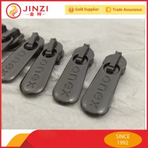 Eco-Friendly Auto-Lock Zipper Pullers, Metal Zipper Sliders Customized pictures & photos