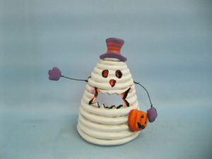 Halloween Pumpkin Ceramic Arts and Crafts (LOE2380-14z) pictures & photos