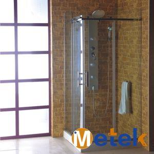 Cheap Price Sliding Glass Door Shower Enclosure pictures & photos