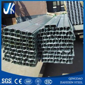 Hot Rolled Galvanized Steel C Channel pictures & photos