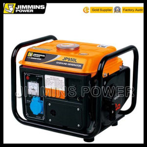 650va/750va/950va Air Cooled Single Phase Portable Gasoline Generator Set with 2 Pole (50Hz 110/220/230/240V 3000rpm) pictures & photos