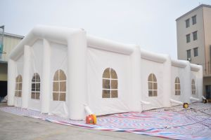 White Big Inflatable Party Wedding Arch Tent pictures & photos