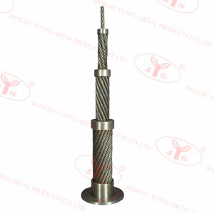 Multi-Laid Compact Strand Steel Cable - 35wxk7 pictures & photos