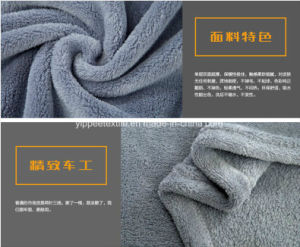 Microfiber Polyester Flannel Blanket pictures & photos