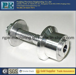Precision Stainless Steel CNC Machining Adapter pictures & photos