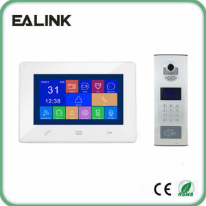 9 Inch Video Door Entry System for Buildings