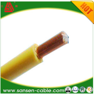 Flame Retardant/Fire Resistant 300/500V, PVC Insulation Cable, H07V-R, Thhn/Thhw, House Wiring. Copper Cable pictures & photos