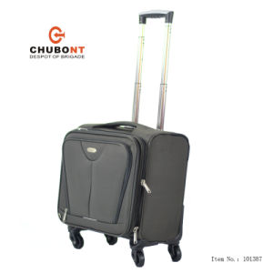 2017 Chubont Size 14′′ Hot Selling Soft Laptop Trolleycase pictures & photos