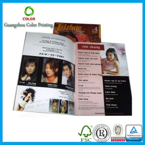 Cheap Printing Softcover Catalogue Book Printing