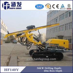 Hf140y High Quality Mining Down The Hole Hammer Drill Rig pictures & photos
