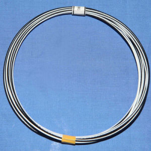 200c 300V/600V Silicone Rubber Insulated Electric Heating Wires pictures & photos