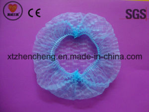 Disposable Nonwoven Clip Cap, Mob Cap, Strip Cap