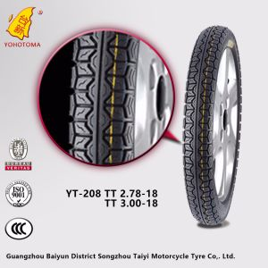 Motorcycle Front Tire/Rear Motorcycle Tire for Sale 2.78-18 3.00-18 pictures & photos