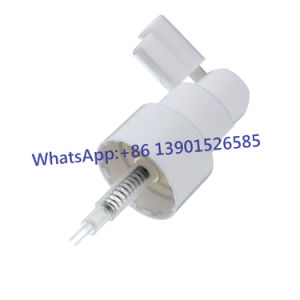 Aluminum Oral Medicine Pump with 30ml 60ml 120ml Crimp on Amber Glass Bottles pictures & photos