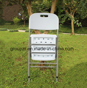 Outdoor HDPE Folding Chair Garden Chair Banquet Chairs pictures & photos