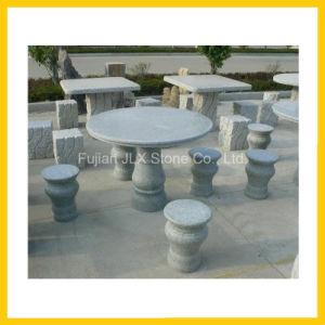 Outdoor Granite Stone Garden Table pictures & photos