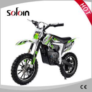 Disc Brake Lithium Battery Kids Motor Racing Electric Bike (SZE500B-2) pictures & photos
