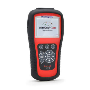 Maxidiag Elite MD802 for 4 System Autel MD802 with Datastream Model Engine, Transmission, ABS and Airbag Code Reader MD 802 pictures & photos