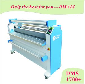 DMS-1700+ Full Automatic Roll Laminator with Two Function Linerless Film pictures & photos