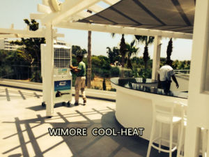 Portable Water Air Cooler Swamp Cooler Evaporative Cooler for Tents pictures & photos