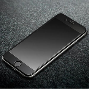 Premium Anti-Abrasion Anti-Peep Privacy Front Screen Protector Reinforced Glass Membrane for Apple 6 pictures & photos