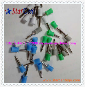 Dental Disposable Polishing Prophy Cup Brushes Factory Supplier pictures & photos