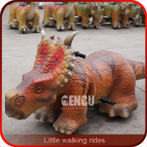 Shopping Mall High Quality Simulation Dinosaur Rides pictures & photos