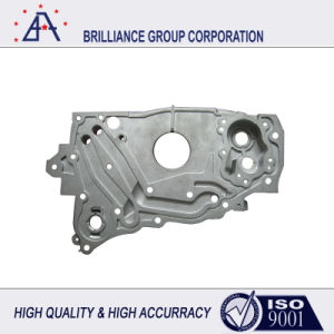 OEM Custom Aluminum Die Casting Bottom Cover pictures & photos