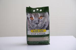 1-3mm Red Color Bentonite Cat Litter for Cat Toliet pictures & photos