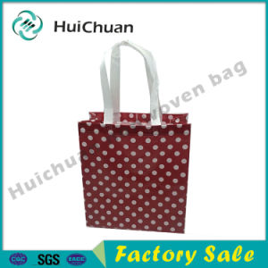 BSCI PP Non Woven Lamination Colorful Shopping Bags pictures & photos