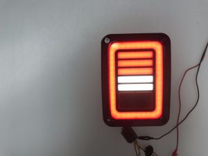 Jeep Wrangler Jk Newest LED Taillights European Us Version LED Taillights pictures & photos