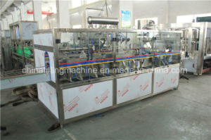 Automatic 5L Bottle Filling and Sealing Machine with High Quality pictures & photos