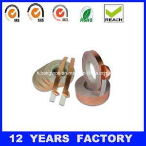 30m/Roll Copper Foil Tape for Cable pictures & photos
