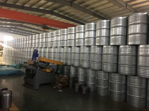 Oversea Installation Steel Drum Making Line pictures & photos