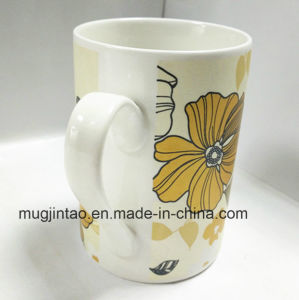Ceramic Mug Porcelain Mug Dinnerware Tea Cup Full Printing pictures & photos