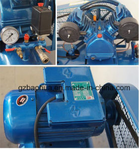 Piston Air Compressor/ Silence Air Compressor W-0.67/12.5, W-0.9/12.5 pictures & photos