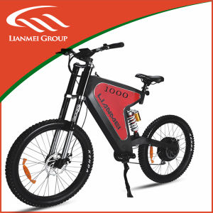 Alu Alloy, Brushless, Rear Motor 48V 1000W Electric Bike pictures & photos