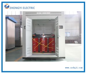 Factory Box-Type Power Distribution Transformer House Power Substation with Dry Type Transformer pictures & photos
