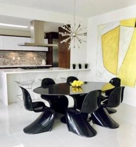 New Design Home Dining Table pictures & photos