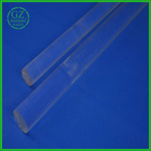 Clear Plastic PC Rod pictures & photos