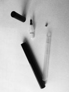 Waterproof Steel Ball Eyeliner Pencil Packaging pictures & photos