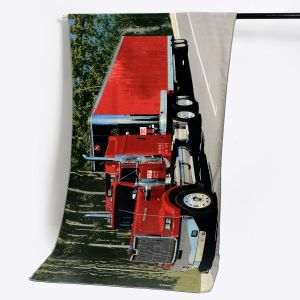 Custom 100% Microfiber Beach Towel with Reactive Printing, Coton Beach Towel pictures & photos