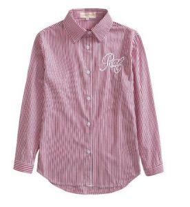 Academism Stripe Women`S Shirt pictures & photos
