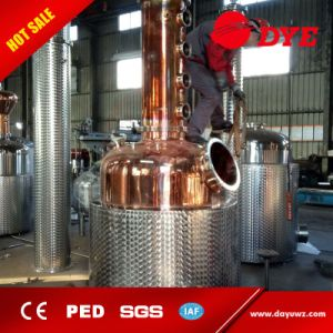 2017 Hot Sale Red Copper Brandy Pot Still pictures & photos