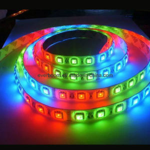 12V RGB Light SMD 3528 Flexible LED Strip (ST3528-12-60-02) pictures & photos