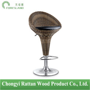 PE Rattan Bar Chair Counter Stool PS-03c pictures & photos