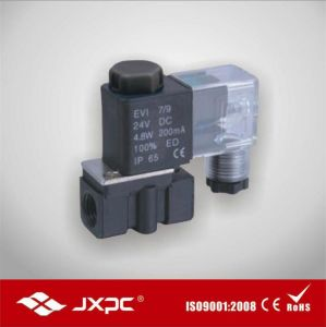 Pneumatic 2 Way Direct Acting Plastic Water Valve Valve pictures & photos