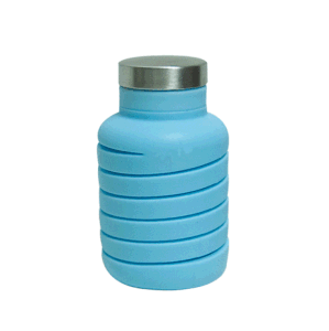 Approved BPA Free 500ml Silicone Travel Bottle for All Liquid Toiletries Food pictures & photos