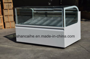 Xsflg Italian Ice Cream Case/ Popsicle Display/Gelato Freezer pictures & photos